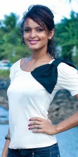 Aicha Ahmed (Miss Mayotte 2011)