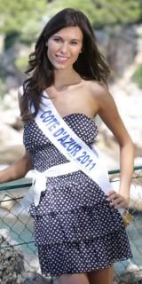Charlotte Murray (Miss Côte d'Azur 2011)