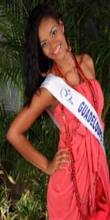 Cynthia Tinédor (Miss Guadeloupe 2012)
