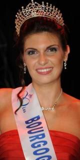 Elodie Paillardin (Miss Bourgogne 2011)