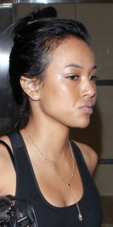 Karrueche Tran ©KCS Press