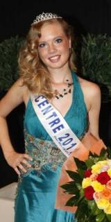 Laure Wojnecki (Miss Centre 2011)