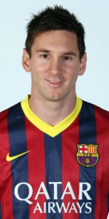 Lionel Messi ©KCS Press