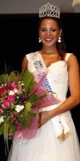Manika Auxire (Miss Poitou-Charentes 2011)