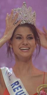 Marie Payet (Miss Réunion 2011)