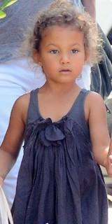 Nahla (fille de Halle Berry)