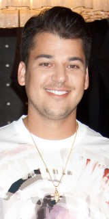 Rob Kardashian ©KCS Press