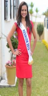 Stéphanie Robert (Miss Réunion 2013)