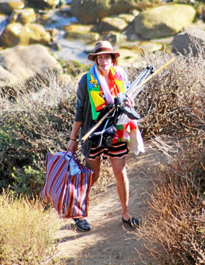Liv Tyler : Égérie du camping !