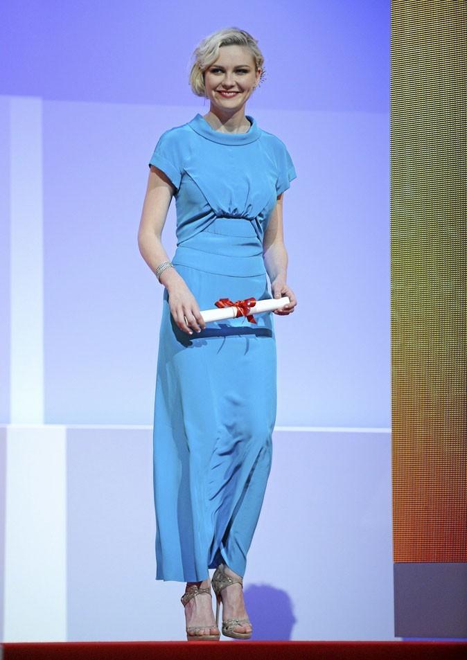 Festival de Cannes 2010 : la robe Chanel de Kirsten Dunst