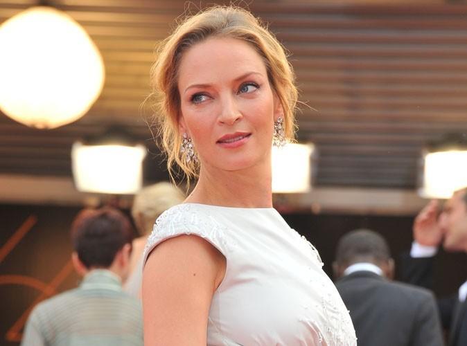 Exclu Public : Cannes 2011 : Uma Thurman absente demain du Festival, elle va aux obsèques d'un proche à Monaco !