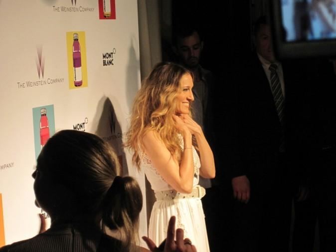 Cannes 2011 : superbe Sarah Jessica Parker !