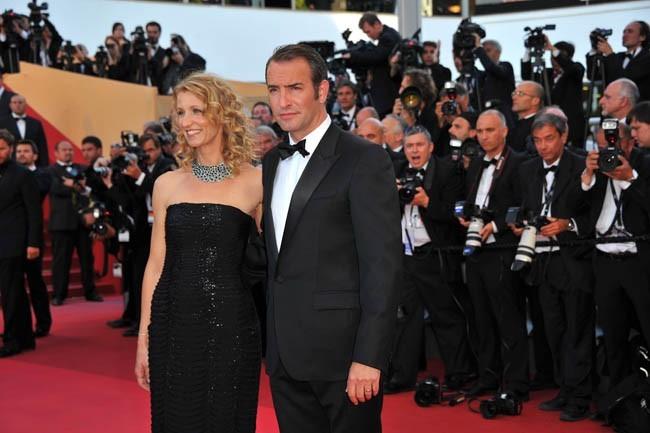 Le regard le plus travaillé du cinéma français....La récompense revient à Jean Dujardin !