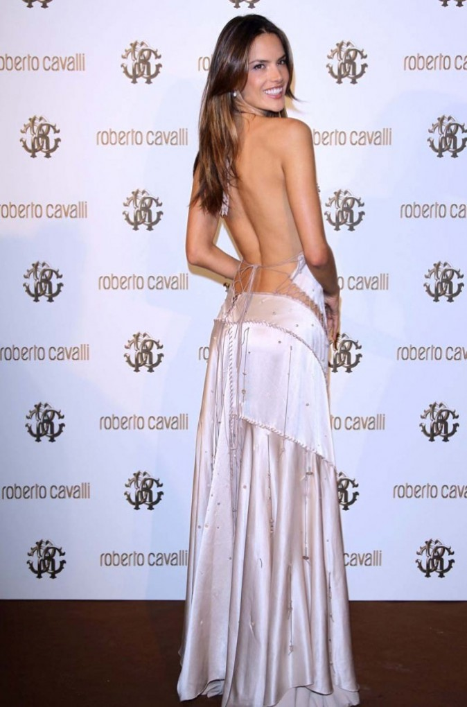 Alessandra Ambrosio tout simplement sublime !