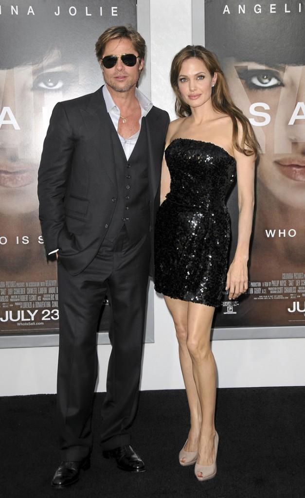 Cannes 2011 : le couple Brangelina sera évidemment de la fête !