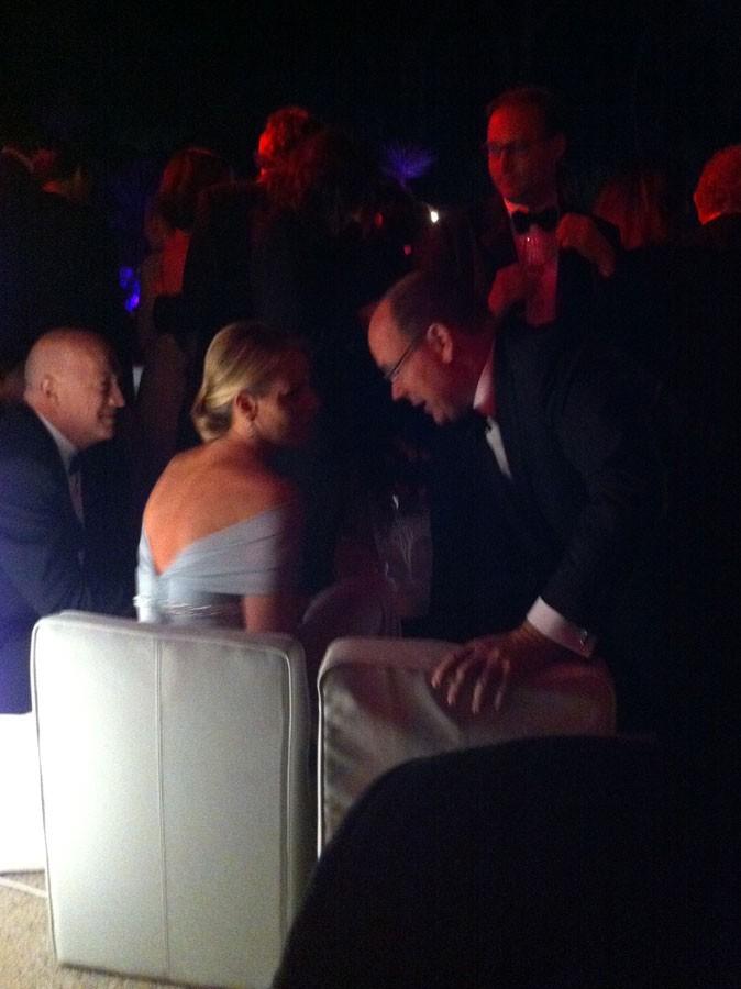 Photos : Cannes 2011 : le prince Albert et Charlène