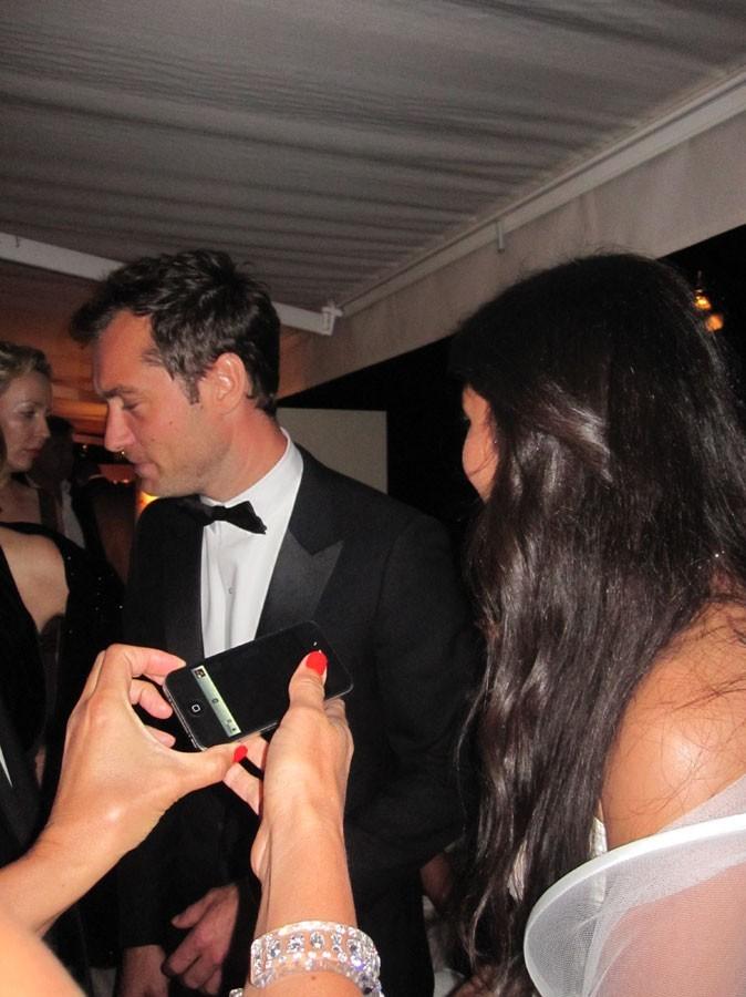 Photos : Cannes 2011 : Public Inside a aussi croisé Jude Law !