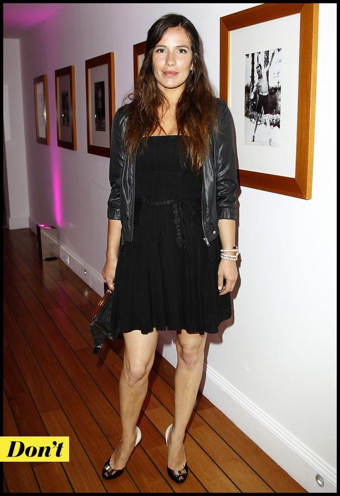 Festival de Cannes 2011 : la petite robe noire de Zoé Félix