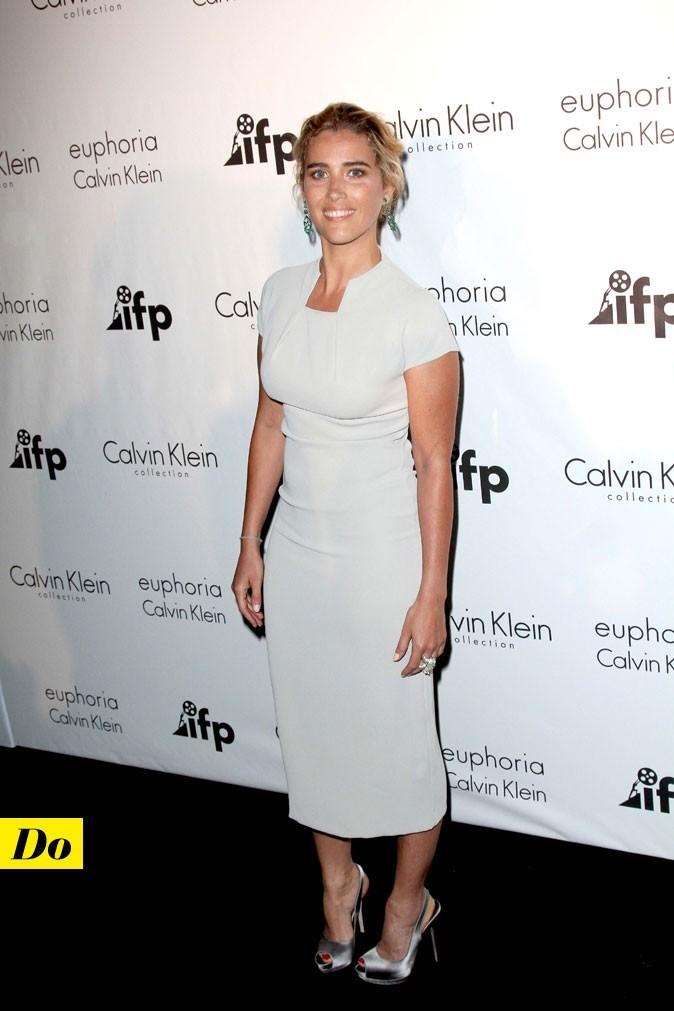 Festival de Cannes 2011 : le look robe blanche de Vahina Giocante
