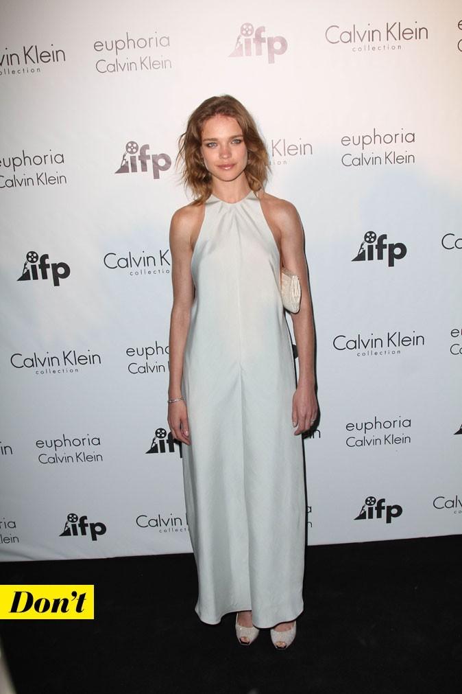 Festival de Cannes 2011 : le look robe longue de Natalia Vodianova