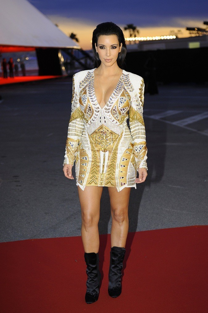 Kim Kardashian (mercredi 23 mai)
