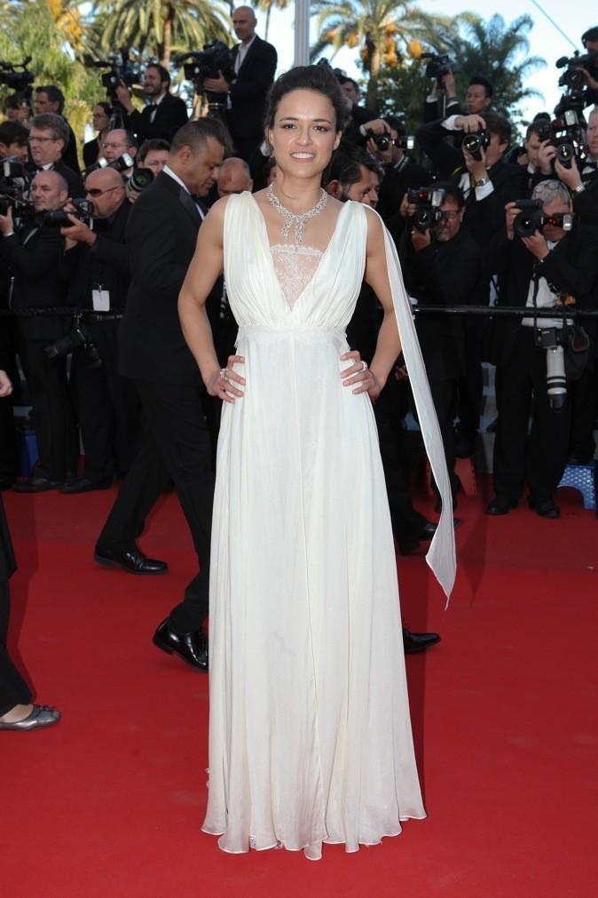 Michelle Rodriguez (mardi 22 mai)