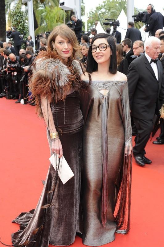 Sylvie Hoarau et Aurélie Saada des Brigitte