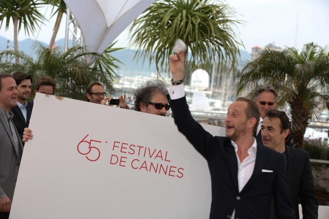 Benoît Poelvoorde, trop fier d'être à Cannes !