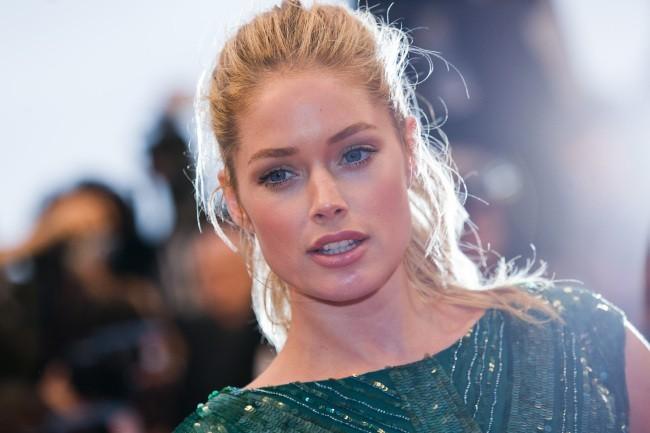 Le top néerlandais est canon à Cannes