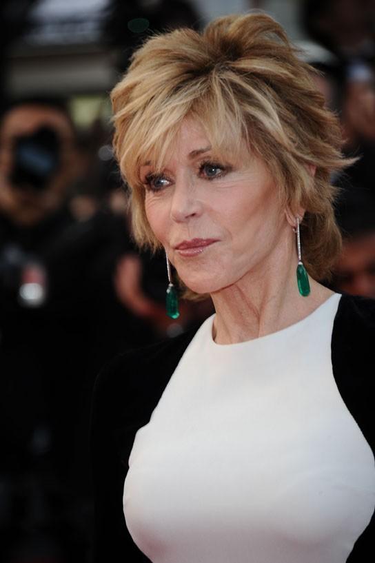 Jane Fonda, la doyenne des égéries L'Oréal