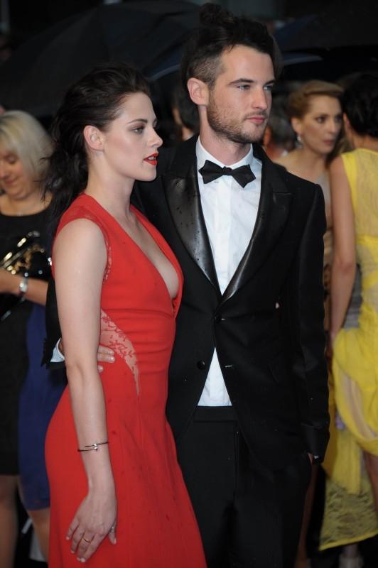 Un couple glamour : Kristen Stewart et Tom Sturridge