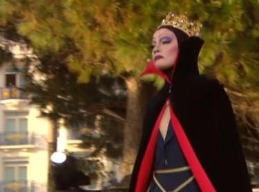 En reine maléfique de Blanche Neige