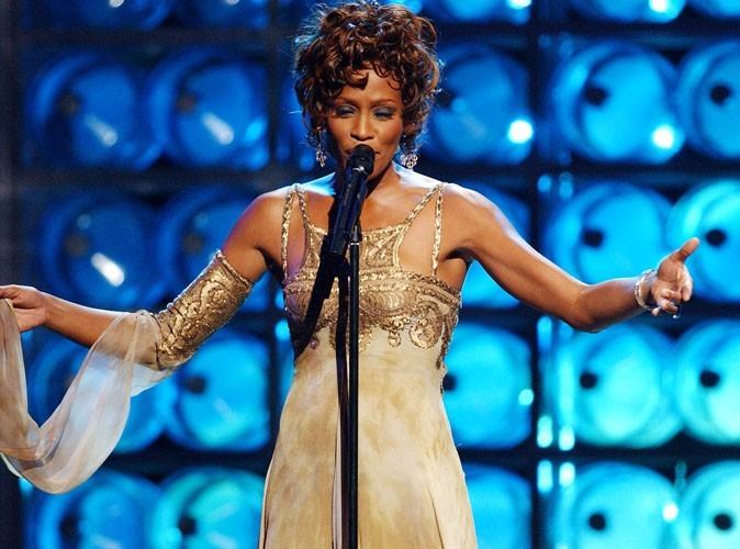 Whitney Houston : des objets de la diva disparue mis aux enchères !