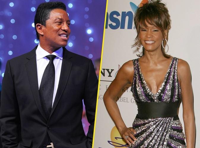Whitney Houston : elle a eu une aventure avec Jermaine Jackson !