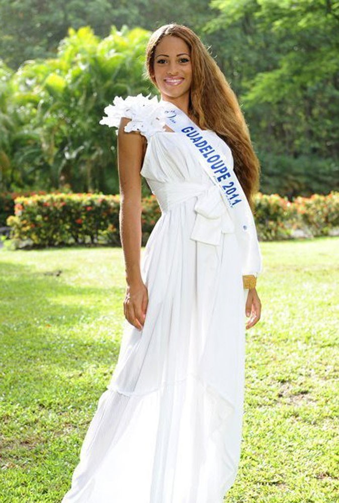 Photos : Cindy Lepape, Miss Guadeloupe, est candidate à Miss France 2012 !