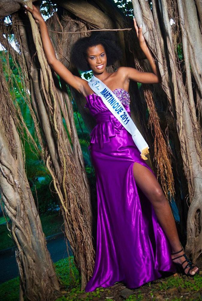 Photos : Miss Martinique