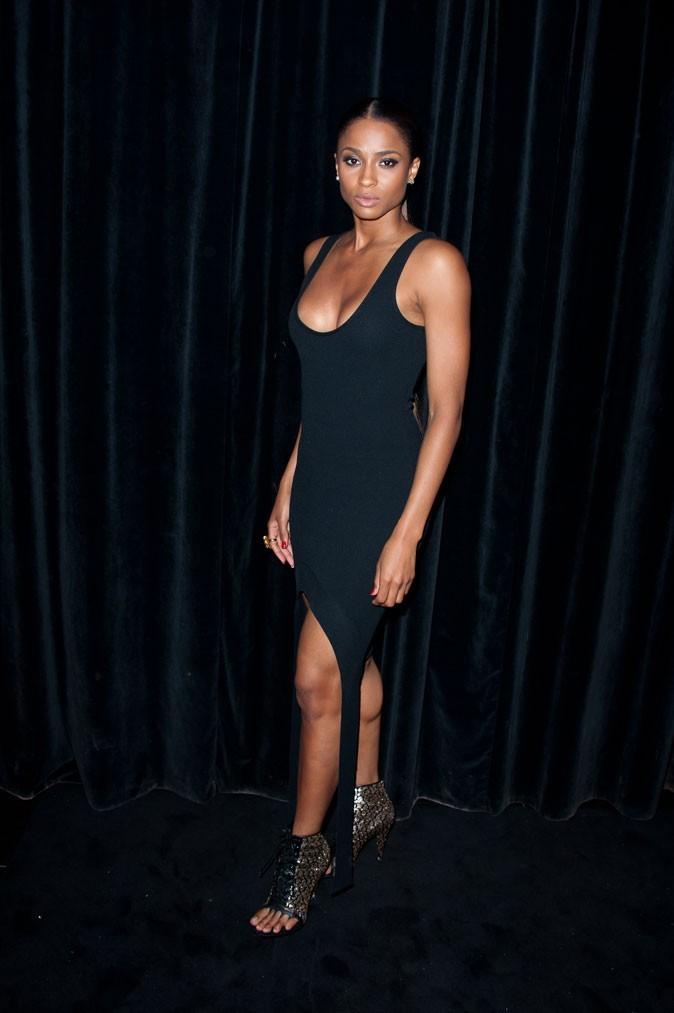 Défilé Givenchy : Ciara