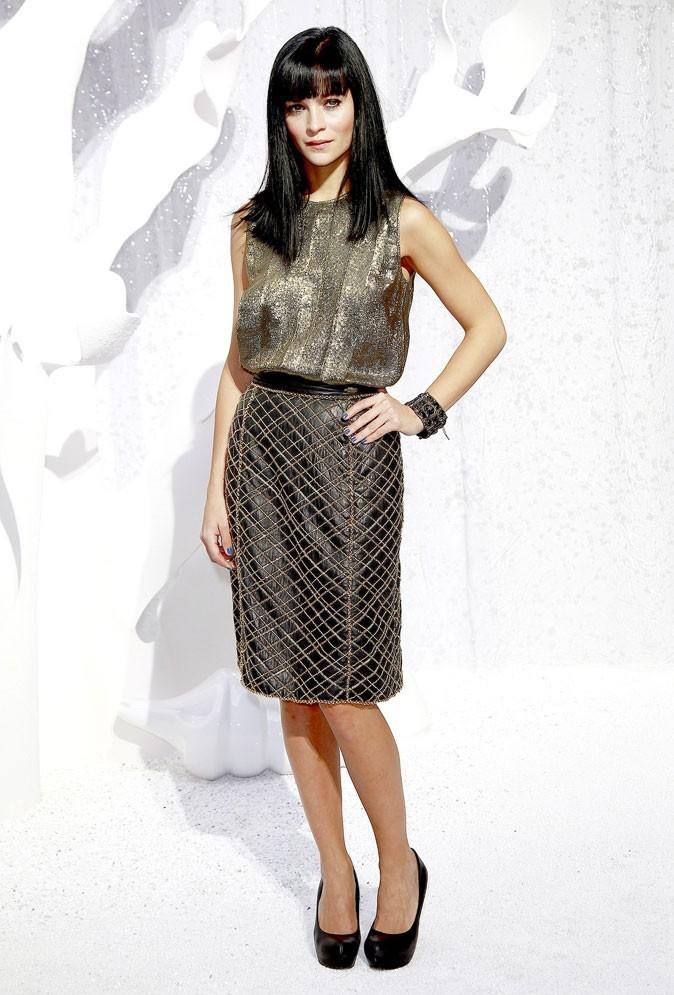Défilé Chanel : Leigh Lezark