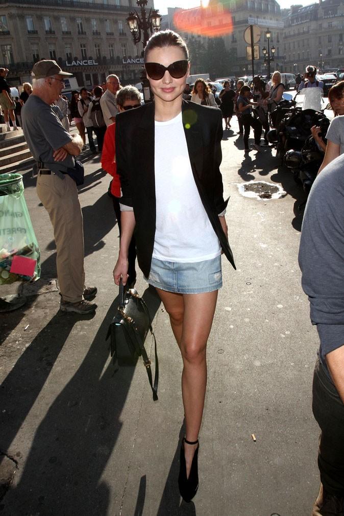 Défilé Stella McCartney : Miranda Kerr