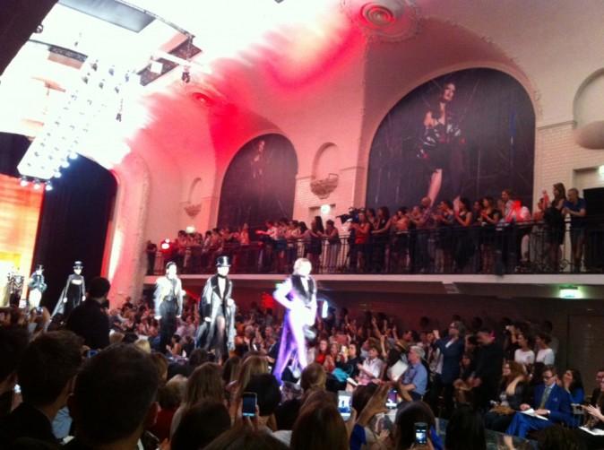 Fashion Week Couture Paris hiver 2013 : défilé Jean Paul Gaultier
