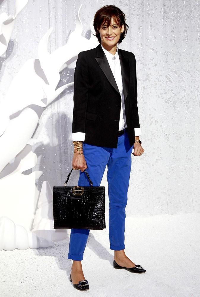 Fashion Week Paris : défilé Chanel printemps-été 2012, on ...