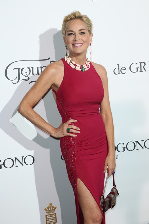 Sharon stone latest photos 2014 photos cannes 2014 sharon for Houseplan com