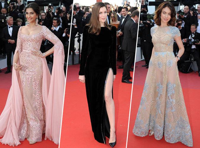 Cannes 2017 : Sonam Kapoor, Laetitia Casta, Olga Kurilenko... Tous les plus beaux looks du tapis rouge !