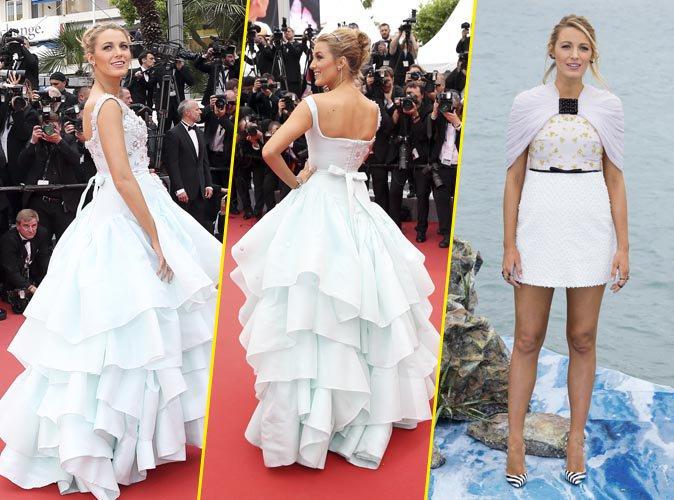 Cannes 2016 : Blake Lively enceinte affole la Croisette !