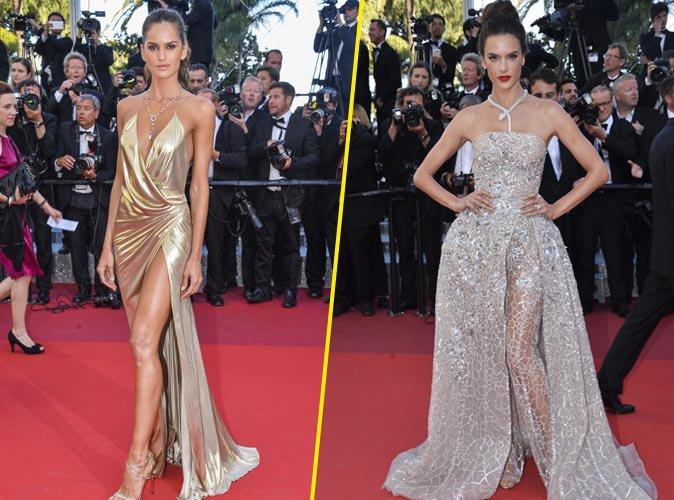 Cannes 2016 : Izabel Goulart, Alessandra Ambrosio, des mannequins au top pour