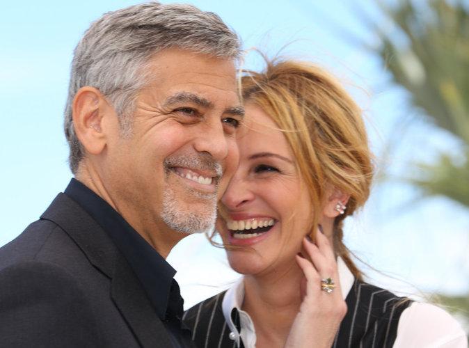 Cannes 2016 : Julia Roberts et George Clooney : les BFF du Festival !