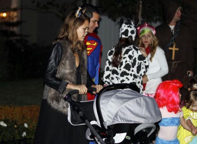 Le premier Halloween d'Haven Garner !