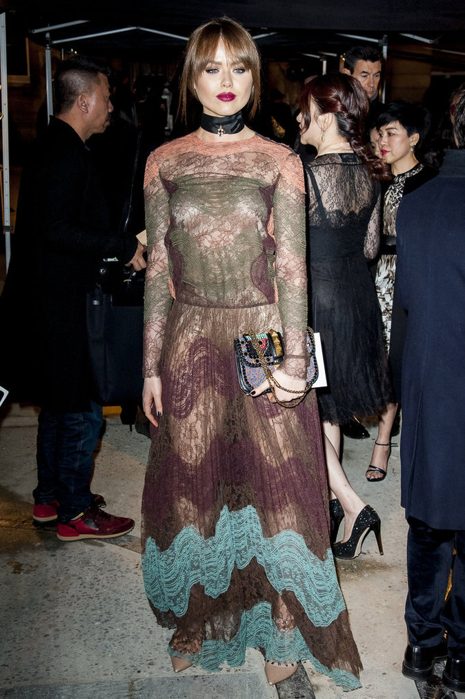 Influenceur Public n°14 : Kristina Bazan : À 22 ans c'est déjà une icône de mode millionnaire !
