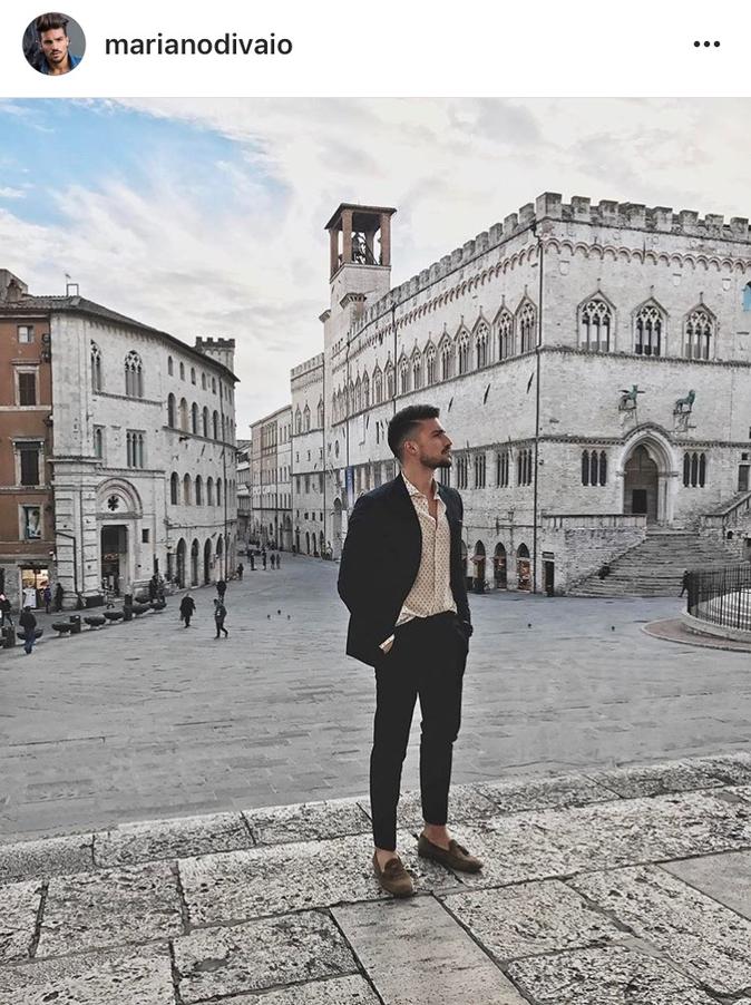 Influenceur Public n°57 : Mariano Di Vaio, on l'aime à l'italienne !