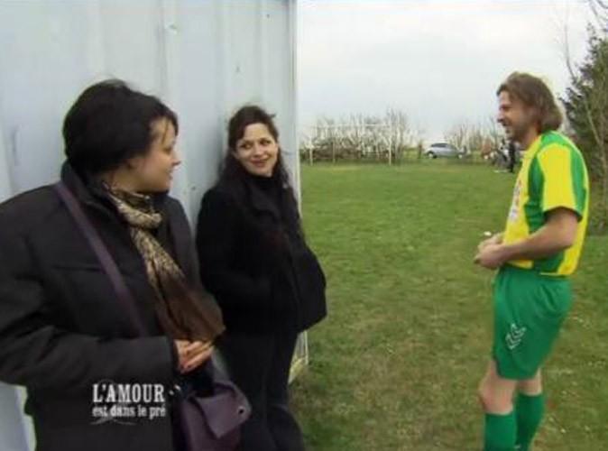 Photos : les filles vont voir Fabien jouer au football